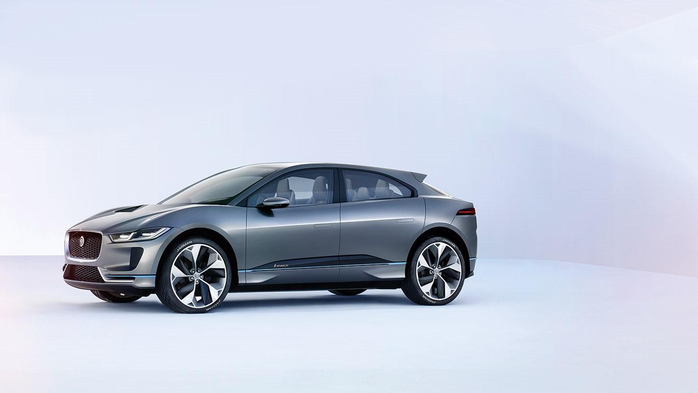 Jaguar I Pace 100 Elektrische Auto 4 Bijtelling Leasen Kyotolease