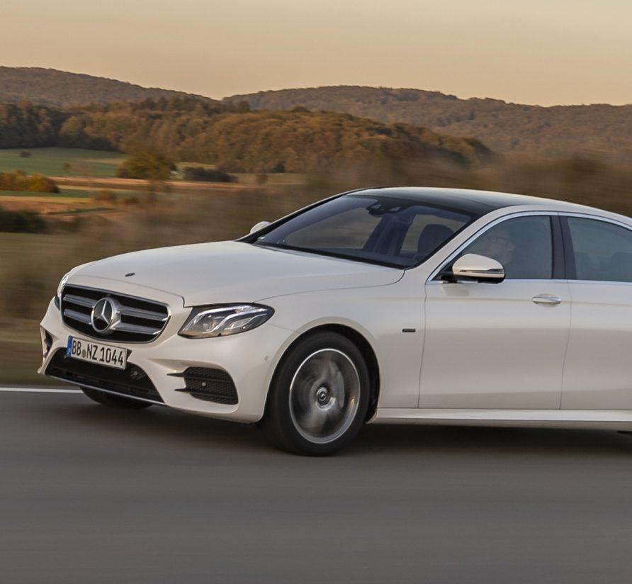 Lease Mercedes Benz: Mercedes E-Klasse PHEV
